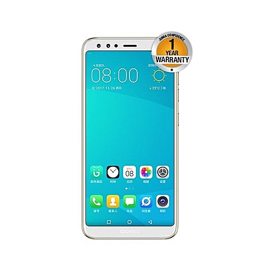 "S11 Lite, 5.7"", 32GB, 4GB RAM, 16MP+13MP Dual Camera, Dual SIM, Space Gold"