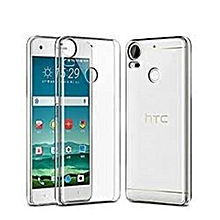 Htc Desire 10 Pro Clear Soft TPU Case - Clear