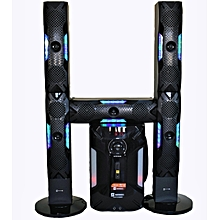 SHT-1192BT - Sub-woofer System -Tallboy – Black.