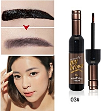 1Pc Peel-off Eye Brow Tattoo Tint Dye Gel Eyebrow Cream Waterproof Long Lasting