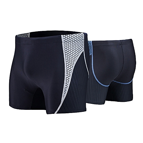 3c7545256199a MI Xiaomi 7th Summer Men LYCRA Fiber Polyester Beach Shorts Quick Drying Swimwear  Swimming Trunks
