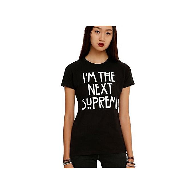 00d8864281d8 Fashion Women Summer T-shirt Funny T-shirt American Horror Story ...