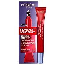 Revitalift Laser Renew Eye Cream – 15ml