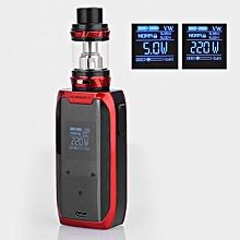 Revenger X 220W Touch Screen Ecigarette kit Red