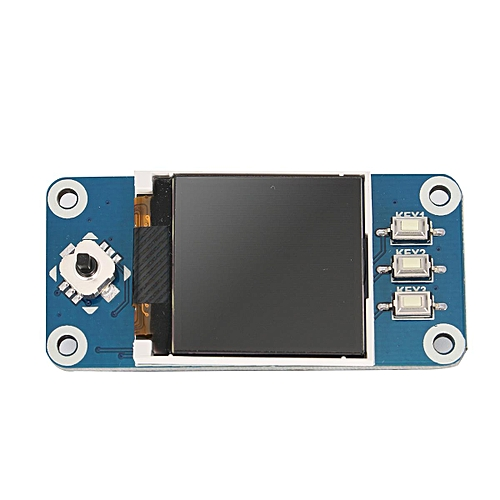 128x128 1 44inch LCD display HAT SPI for Raspberry Pi 2B/3B/Zero/Zero W