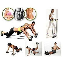 Home Total Body Fitness Gym Revoflex Xtreme Abs and Tonning Machine Gym Exercise ABS