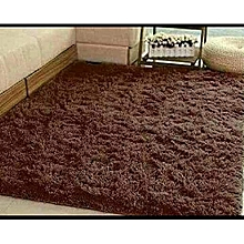 Fluffy Carpet - Brown-5*8