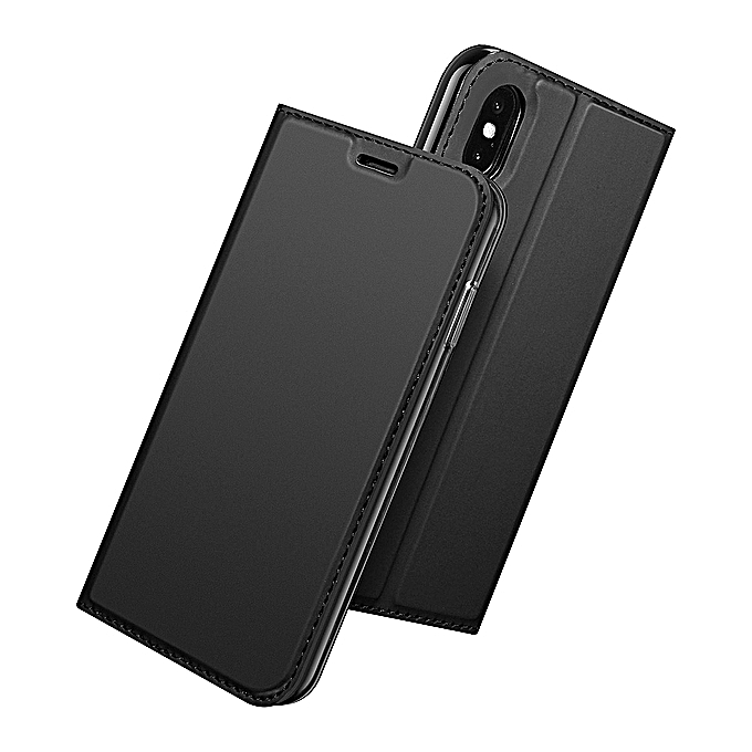 Grandcase Phone Case,Premium PU Leather 2-in-1 Flip Case Kickstand & Card  Holder Multifunction Full-Body Protection Cover For Apple IPhone XR