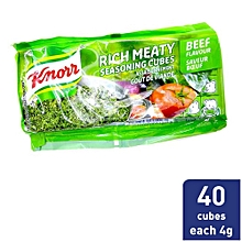 Rich Meaty Cubes Seasoning - 40's