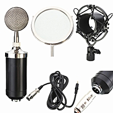 Pro Professional Sound Dynamic Mic Studio Recording Condensor Microphone 3.5mm