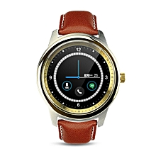 DM365 Ultra-thin IP53 Waterproof Smart Watch with Two-way Anti-Lost Design
