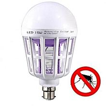 Mosquito Killer Bulb 15W Energy Saving LED Bulb - Pin Type