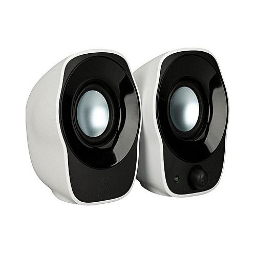 ef1ba5c9935 Logitech Z120 Stereo Speakers - White @ Best Price Online | Jumia Kenya