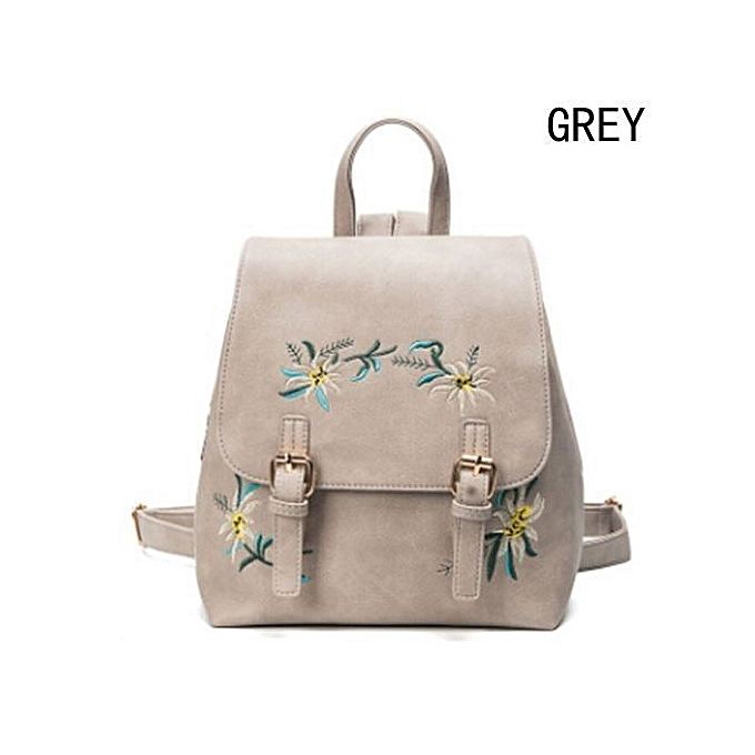 4ee77776c3 New Girl Women PU Leather Travel Backpack Satchel Rucksack Laptop Bookbag  School Bag