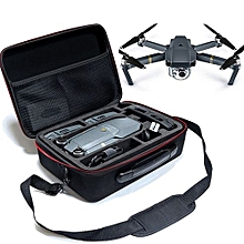 DJI MAVIC Pro Drone Shoulder Bag Case Protector EVA Internal Waterproof Shoulder Backpack Color:Black
