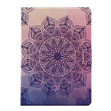Sleep Wake UP Folding Painted Leather Case Cover For ipad 9.7Inch 2017 Tablet