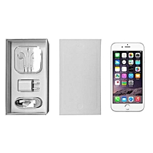 Refurb Apple IPhone 6 128G LCD Fingerprints Touch Screen Phone(Unlocked)-silver