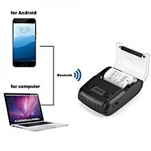 Portable 48mm POS Thermal Wireless Bluetooth Receipt Mobile Printer