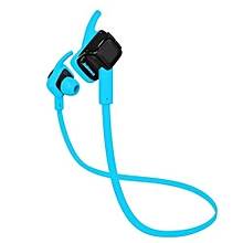 Bluetooth headphone, BEATING Wireless Bluetooth 4.1 Sports Earphone IPX4 Waterproof Sport Running Sweatproof Headset with Microphone(Blue)