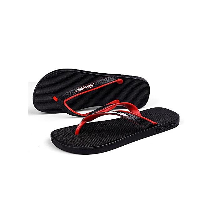 d23d83f3d12 Refined Super Large Size Men s EVA Soft Flip Flops Non-slip Waterproof  Slippers Indoor Shower ...