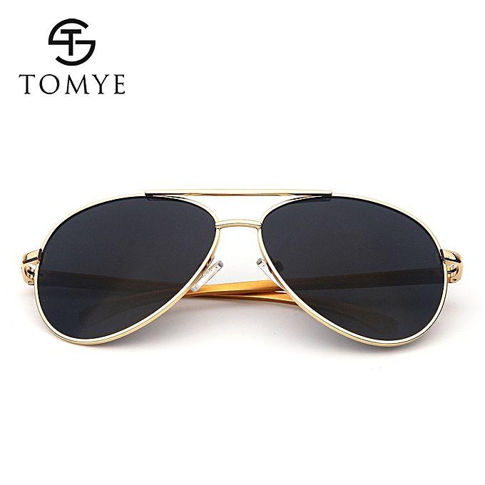 b0f24882f9 Velocity Ha86201 Gunmetal Polarized Grey Aviator Style Sunglasses ...