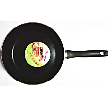 Scovo Aluminium Non Stick 24CM Frying Pan / Stewpan / Skillet With glass Lid