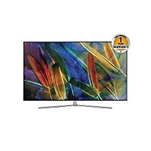 "QA65Q7FAM - 65"" - curved  Q LED TV: SERIES 7 - Black & Silver"