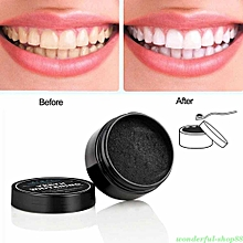 Teeth Whitening Natural Activated Charcoal Tooth Powder Toothpaste