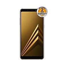 "A8 Plus - 6.0"" - 64GB - 4GB - 16MP Camera (Dual SIM) 4G - Gold"