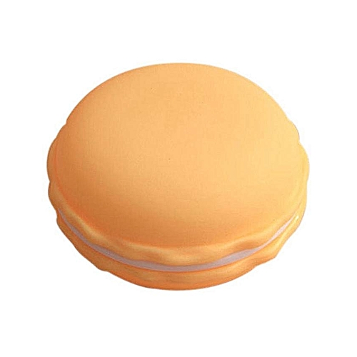 Xiuxingzi_Mini Earphone SD Card Macarons Bag Storage Box Case Carrying Pouch YE