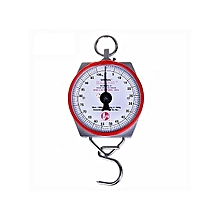 Heavy Duty 100 Kg Hanging Scale - Red