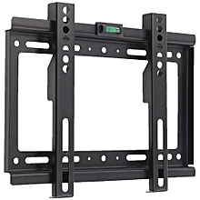 "Universal Steel TV Wall Mount Bracket For 14""~42"" LED/LCD Sliding rust-proof wall mounting Slim Design"