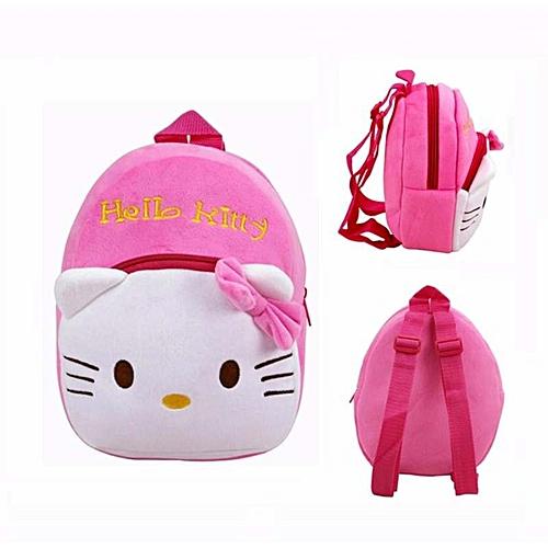 c49122fc4 High Quality Children School Bag Plush Cartoon Toy Baby Backpack Boy Gril  School Bags Gift For Kids Backpacks mochila escolar