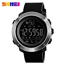 Bluetooth Message Call Reminder Smart Watch SKMEI Men Smart Watch for Android IOS System Phone Sports Electronic Digital Watches 1287 BDZ
