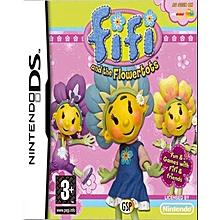 DS Game Fifi and The Flowertots