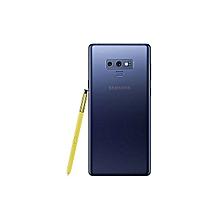"Galaxy Note 9 - 6.4"" - 128GB - 6GB RAM - 12MP Camera - Single SIM - Deep Sea blue"