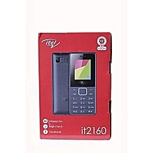 It2160 - Dual SIM - BlUe