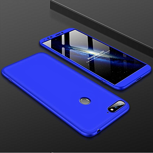 pretty nice eef9e 69520 For Huawei Honor 7A Case 360 Degree Protected Full Body Phone Case For  Huawei Honor 7A Case Shockproof Cover