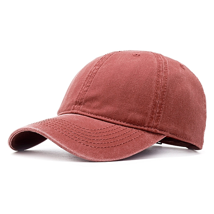eb304998a81 Mens Womens Summer Washed Twill Cotton Baseball Cap Vintage Sport  Adjustable Dad Hat ...