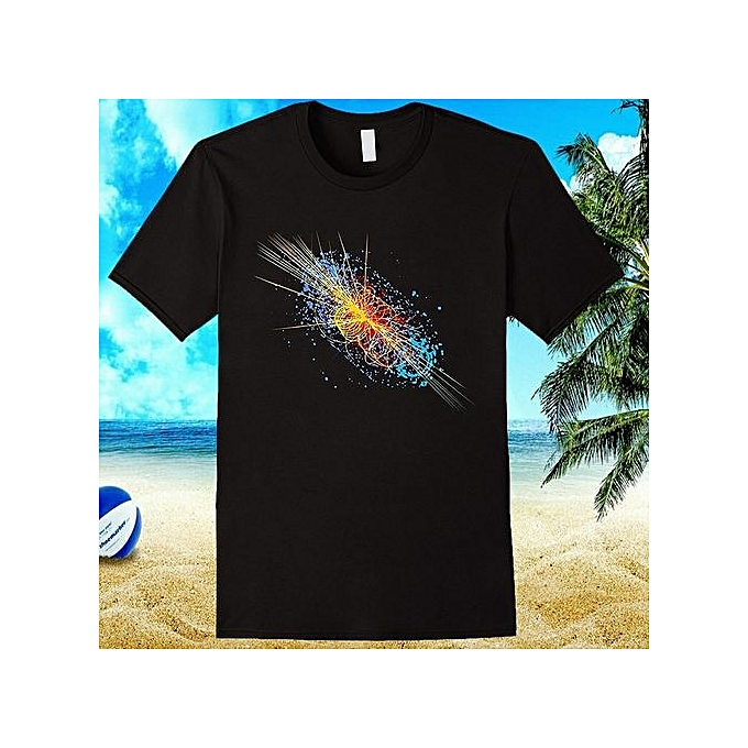 92eb839b1 ... Men's T Shirt · Higgs Boson Element Physics Theory Particle Science  Summer Hot Sale Comfortable Round Neck Design Cool Cotton