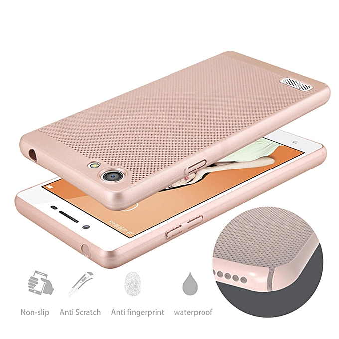 OPPO A33/OPPO Neo7 Case, Ultra Slim Rugged Armor Hard PC .