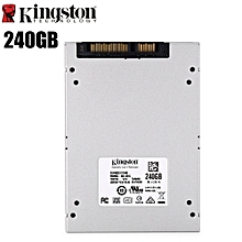 UV400 240GB SSD for Laptop / Desktop - Silver + White