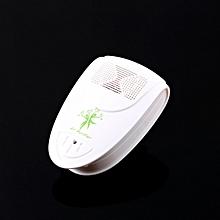 Mini Indoor Oxygen Bar Ionizer Air Fresh Purifier Freshener Home Wall 110/220V-White