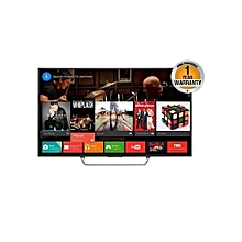 """65X8500D - 65"""" 4K HDR Android Smart TV - Black"""