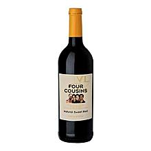 Sweet Red Wine - 750ml