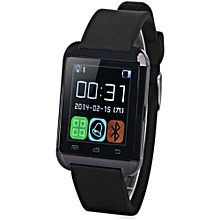 "U8 - 1.48"" - Smart Watch Phone - Black"