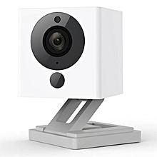 1080P Smart Wi-Fi IP Camera W/ Night Vision (US Plugs)