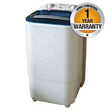 RW/129 - Top Load Semi Auto Washer Only - 6Kg - White