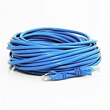 RJ45 Ethernet Cable 10M For Cat6e Cat6 Internet Network Patch LAN Cable Cord For PC Computer Blue
