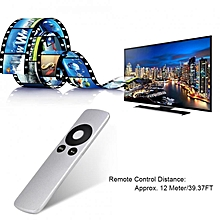 Sweatbuy Durable Replacement Remote Control Controller For Apple TV1 Apple TV2 Apple TV3 Silver